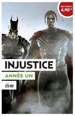 Injustice année un 4,90 euros