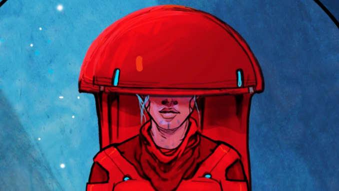 Invisible Kingdom Free Comic Book Day