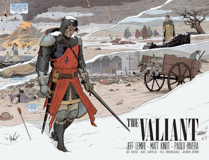 The Valiant Bloodshot