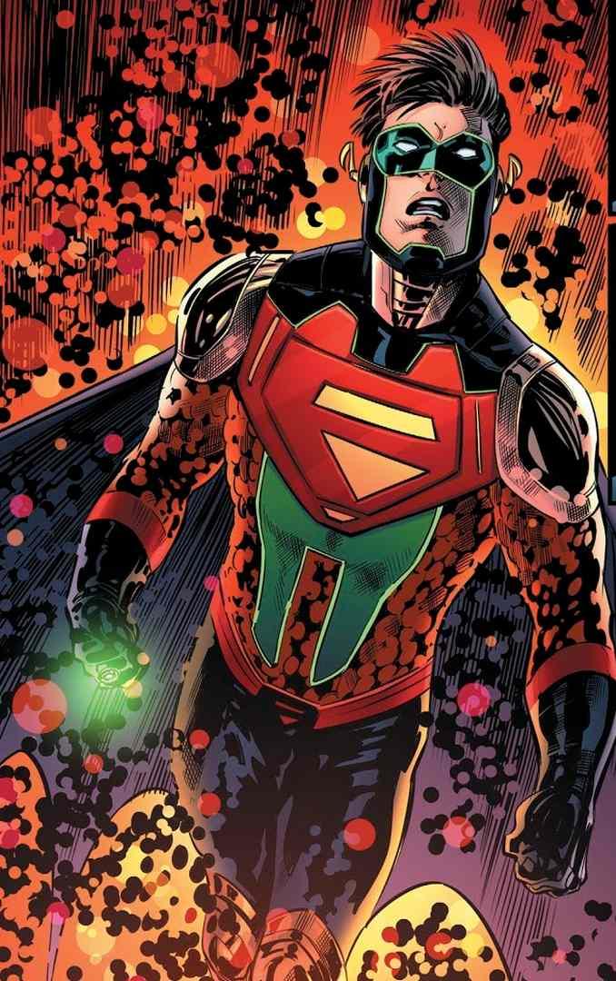 Fan Christopher Priest Justice League Rebirth