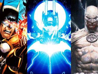 superpouvoirs Batman