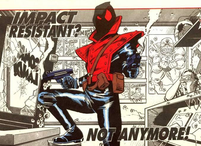 Publicité Black Hood