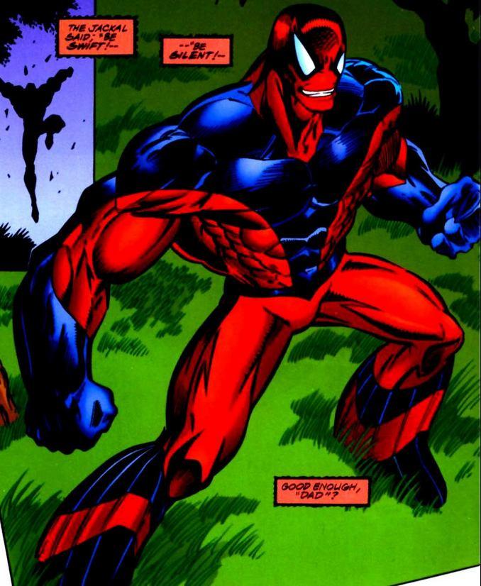 Maximum Clonage Alpha Spidercide Ron Lim