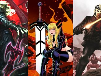 épée Marvel Comics
