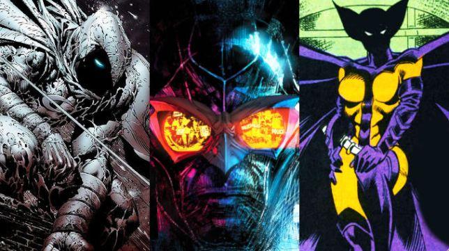 Batman Marvel Comics