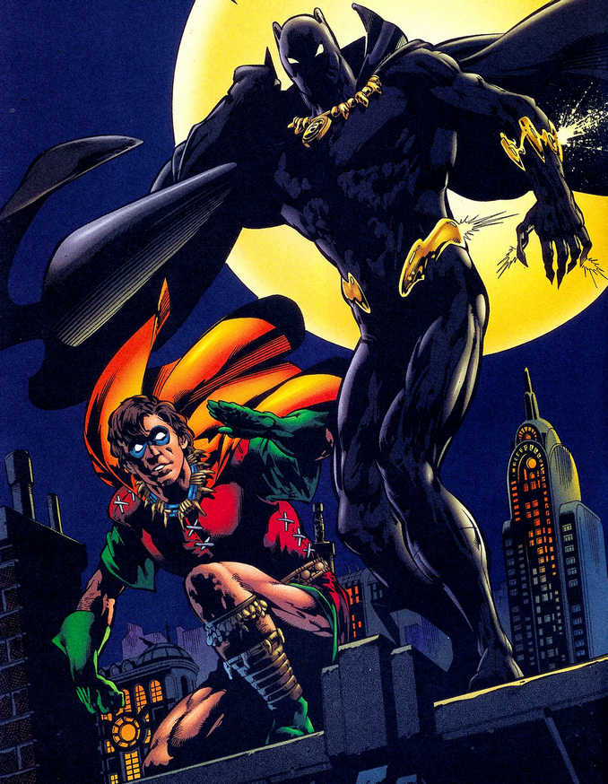 Black Panther Christopher Priest