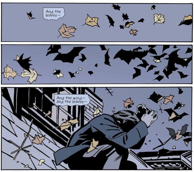 Batman creature de la nuit