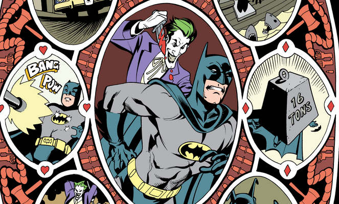 Batman Dies