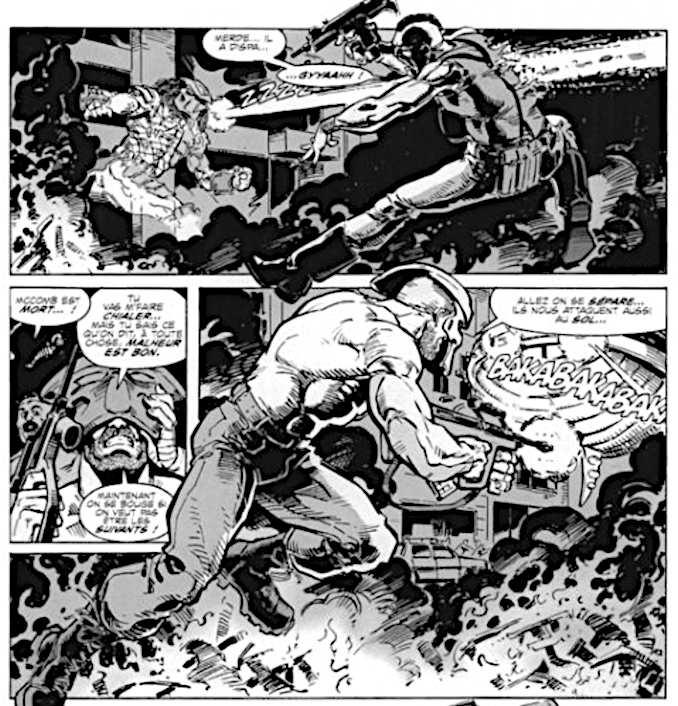 comics predator concrete jungle