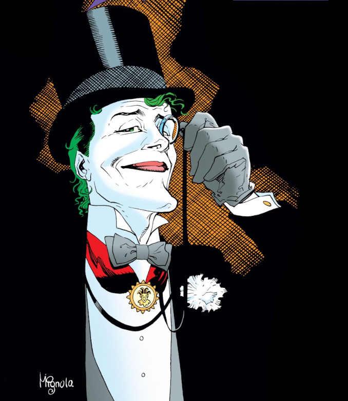 comics Joker 80 ans anthologie