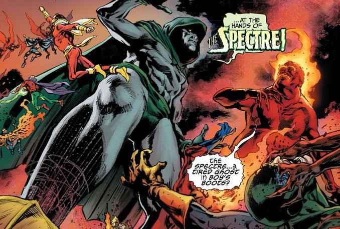 Tales From Dark Multiverse - Crisis On Infinite Earths sPECTRE