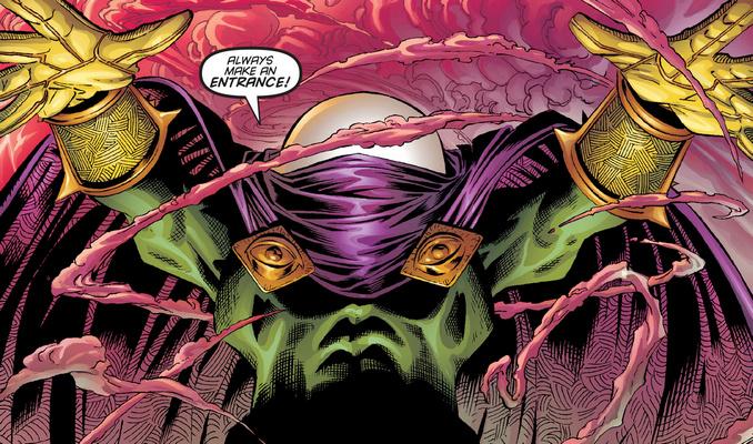 7 Mysterio
