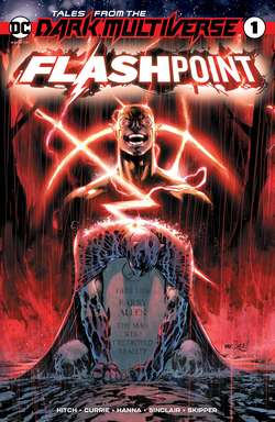 Tales Dark Multiverse Flashpoint Cover