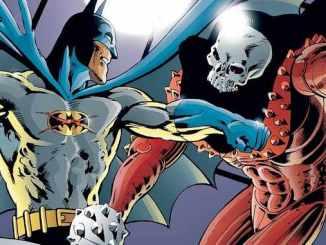 Batman Année Deux bannière