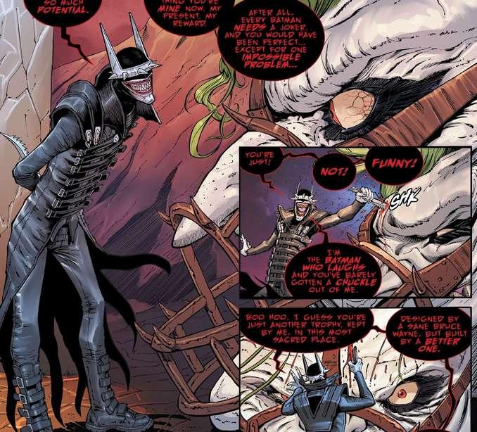 Batman qui rit