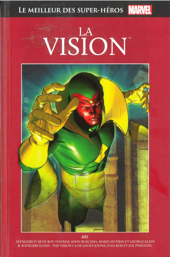 guide comics sorciere rouge vision
