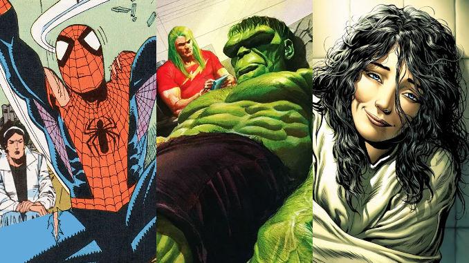 comics superhéros psy