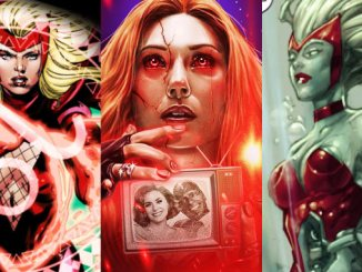 sorcière rouge comics wanda maximoff