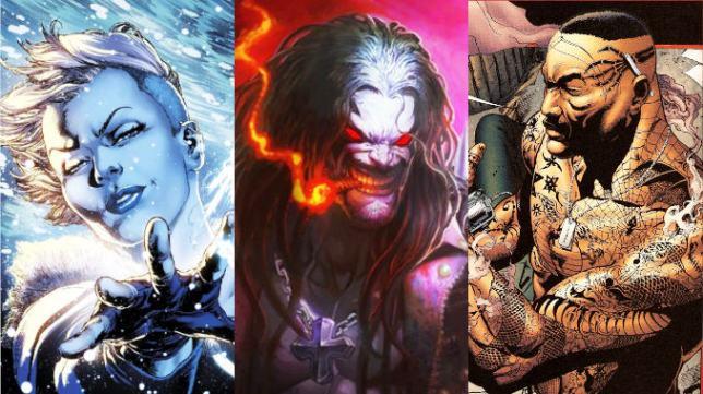 criminels Justice League