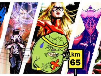 critiques comics marathon doopienne