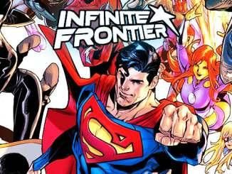 comics Infinite Frontier 0