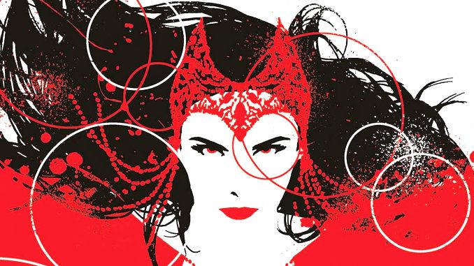 wanda sorcière rouge panini comics route des sorcières