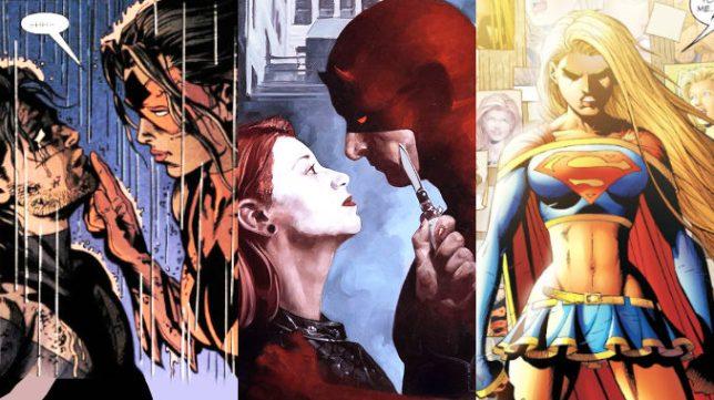 couples toxiques superhéros