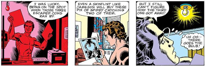 amazing Spider-Man comic strips 02 1979-1981