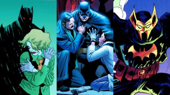 Batman parents vivants