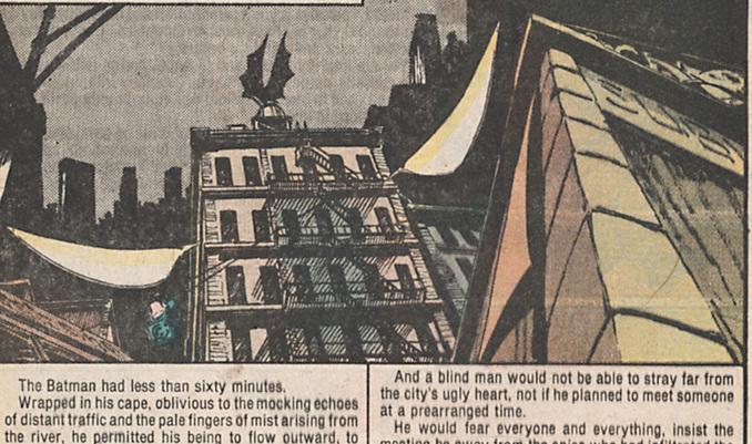 Batman Mythology Gotham City