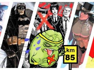 critiques doopiennes marathon comics