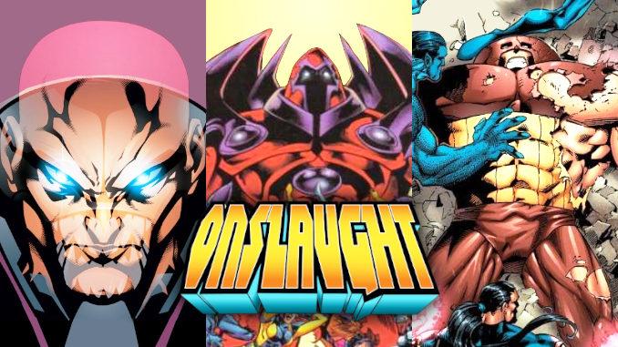 onslaught marvel comics