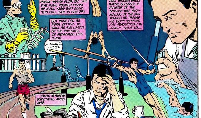Batman Mythology : Bruce Wayne