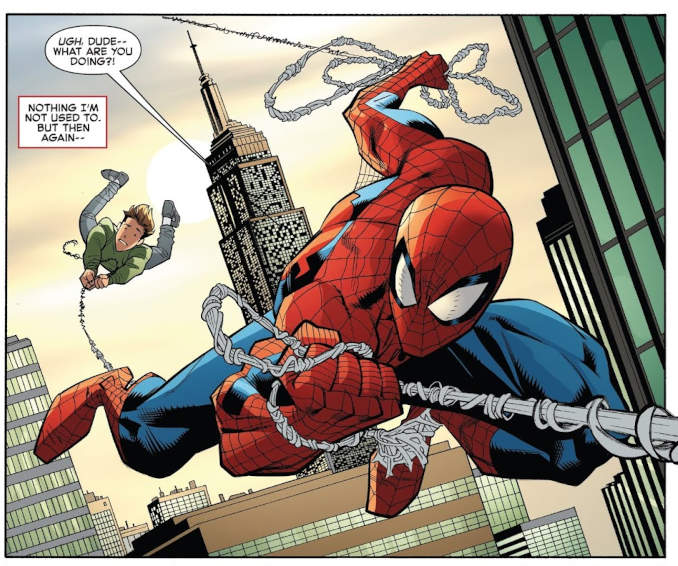 Amazing Spider-Man 2018 1