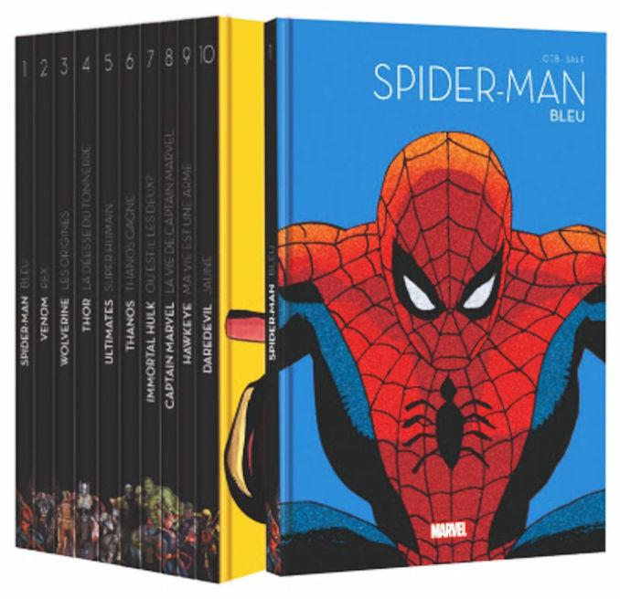 collection Le printemps des comics