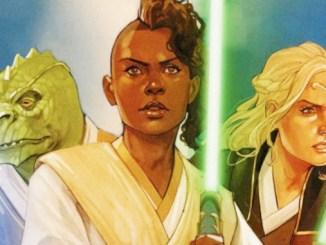 Star Wars la Haute république comics
