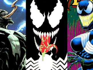 venom couvertures comics