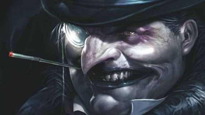 Batman Arkham : Le Pingouin Urban Comics