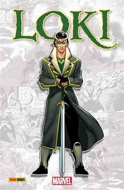 Marvel-Verse Loki Couv