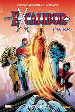 Excalibur intégrale 1988-1989