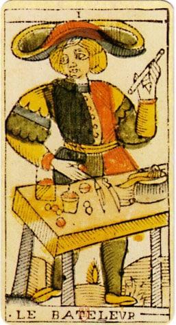 De Magier Tarot Jean Dodal