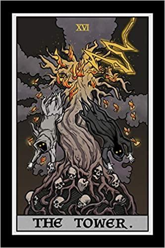 De toren tarotkaart
