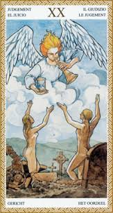 Judgement Tarotkaart
