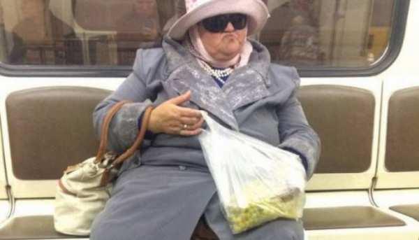 40 фото самых странных людей в метро • Страница 11 из 40 ...
