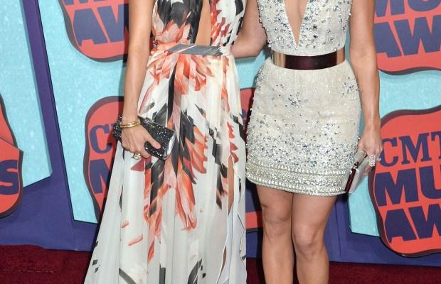 Carrie & Miranda