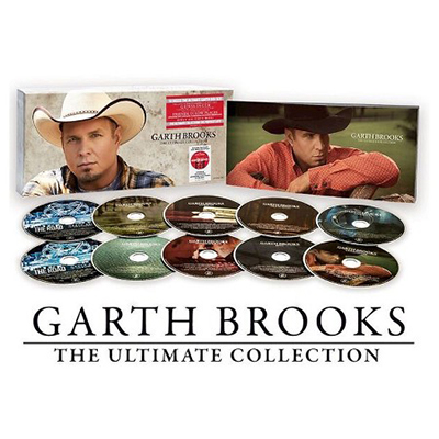 Garth Brooks - Top Country Favourites of 2016