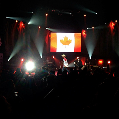 Dean Brody - Canada Day Must-Haves