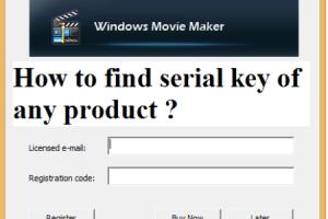Windows Movie Maker 2019 Licensed Email And Registration