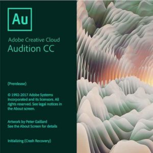 Adobe Audition CC 2019 With Crack Free Download