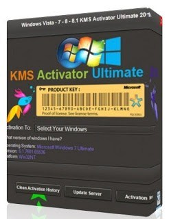 Windows KMS Activator Ultimate 2019 4.6 Crack